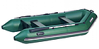 Надувная лодка Шторм Stm300 двухместная моторная, фото 2