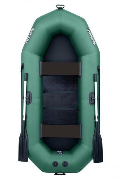 Надувная лодка Шторм ma260c Magellan двухместная гребная
