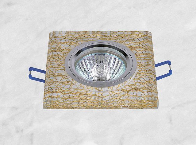 Точечный врезной светильник (05-613), фото 2