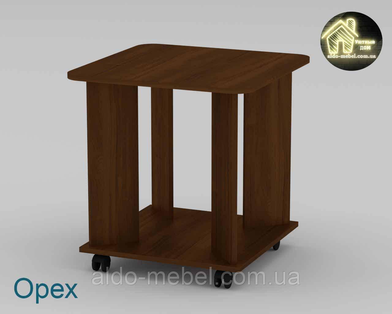 Стол журнальный Соло Габариты Ш - 600 мм; В - 616 мм; Г - 600 мм (Компанит)