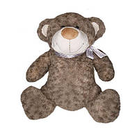 Мягкая игрушка - МЕДВЕДЬ для детей от 3 лет (коричневый, с бантом, 33 см) ТМ Grand 3302GMG
