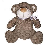 Мягкая игрушка - МЕДВЕДЬ для детей от 3 лет (коричневый, с бантом, 40 см) ТМ Grand 4001GMG