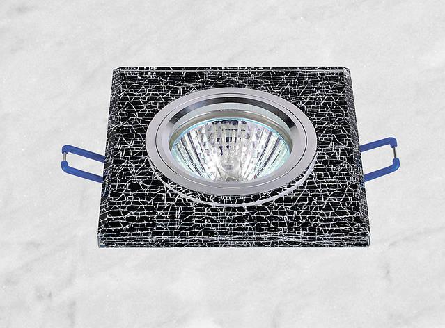 Точечный врезной светильник (05-658), фото 2