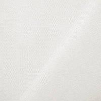 Фатин мягкий (средней жесткости), ширина 3 м - цвет айвори (молоко) FM 03