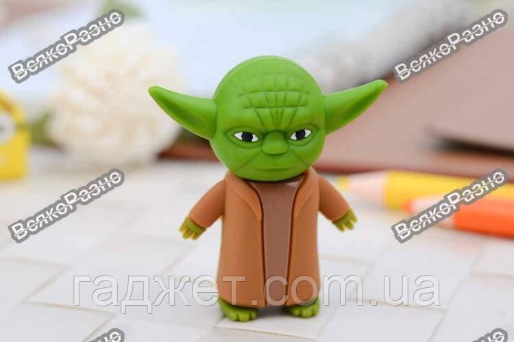 Флешка Звёздные войны: Йода Star Wars: Yoda  на 16 гб