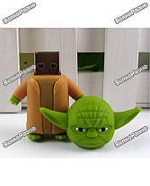 Флешка Звёздные войны: Йода Star Wars: Yoda  на 16 гб, фото 3