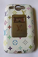 Накладка для HTC а3333 Wildfire G8 Louis Vitton пластик