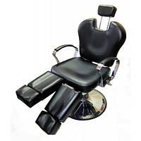 Кресло педикюрное 31207bl (черный)