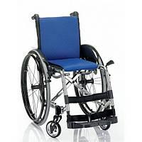 Активная инвалидная коляска ADJ (OSD, Италия)   насос в комплекте!