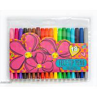Набор фломастеров650228«Flowers» 1 Вересня, 18цветов