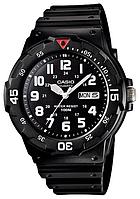 Мужские часы Casio MRW200H-1BV Касио водонипроницаемые японские кварцевые