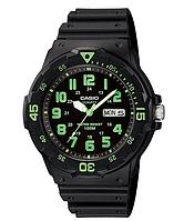 Мужские часы Casio MRW200H-3BV Касио водонипроницаемые японские кварцевые
