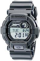 Мужские часы Casio G-Shock GD350-8 Grey Касио водонепроницаемые японские часы