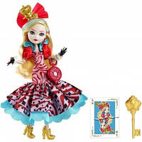 Кукла Эвер Афтер Хай Эппл Уайт Путь в Страну Чудес EAH Way Too Wonderland Apple White Doll