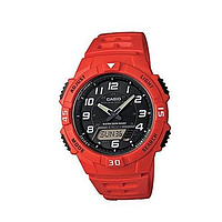 Мужские часы Casio AQ-S800W-4BVCF Касио водонипроницаемые японские кварцевые