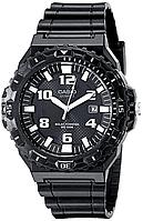 Мужские часы Casio MRW-S300H-1BVCF Касио водонепроницаемые японские кварцевые