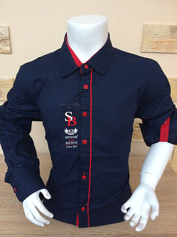 Детская рубашка Sinyor Besni 1-5, фото 2
