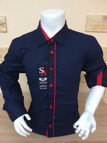 Дитяча сорочка Sinyor Besni 2-7, фото 2