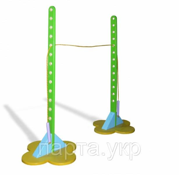Детский барьер для прыжков в высоту Регулируемый