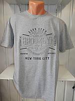 Футболка мужская MASTIFF батал Brooklyn 3D 001, \ купить футболку мужскую оптом