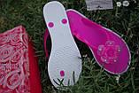 Сланцы вьетнамки резиновые для девочки, Итальянские, Lelli Kelly positano, фото 3