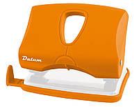 Діркопробивач 20арк пласт. D1218-11 помаранчевий