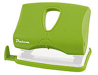 Діркопробивач 20арк пласт. D1218-08 зелений