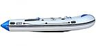 Надувная лодка Шторм модель Evolution Stk400e четырехместная моторная, фото 3