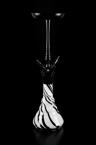 Кальян Kaya Black Zebra ELOX 630CE Pyramid Black 4S