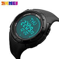 Спортивные часы Skmei 1232 Compass (с компасом). Гарантия 6 мес. Сортивний чоловічий годинник
