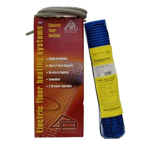 Одножильный нагревательный мат Arnold Rak FH 2110 (Германия) 1 м.кв. Теплый электрический пол