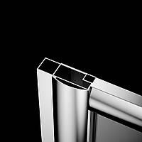 Дополнительный профиль Dolphi Classic хром +20 мм