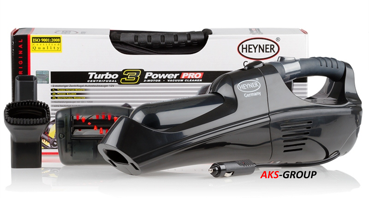 Автопылесос Heyner  243 Turbo 3 Power PRO