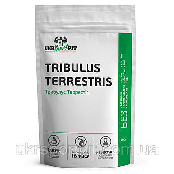 Tribulus Terrestris (90% saponins) Трибулус 100 г