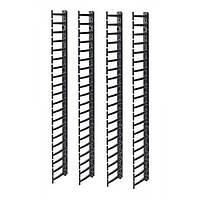 Вертикальный организатор кабелей для шкафов АРС NetShelter SX (4 шт.)