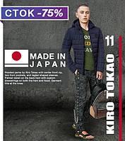 Японская демисезонная мужская куртка Киро Токао - 4322