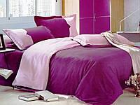 Красивое однотонное постельное бельё Valtery MO-10 CB18