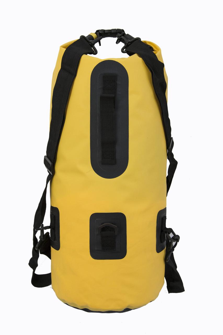 Водонепроницаемый сумка-рюкзак 25L GA-sport желтая - GA-sport в Киеве