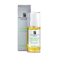 Восстанавливающая сыворотка для кончиков волос Macadami Restore, Пьель Косметикс 50мл
