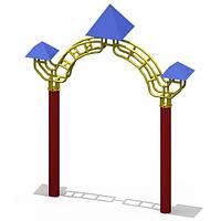 Входная арка InterAtletika S709.1
