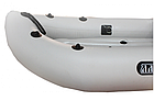 Надувная байдарка Ладья лб-300 стандарт, одноместная, фото 7