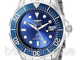Мужские часы Invicta Grand Diver 16036 Инвикта водонепроницаемые часы с автозаводом