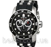 Мужские швейцарские часы INVICTA 6977 Pro Diver Инвикта кварцевые водонепроницаемые  часы ab8d9fff94f
