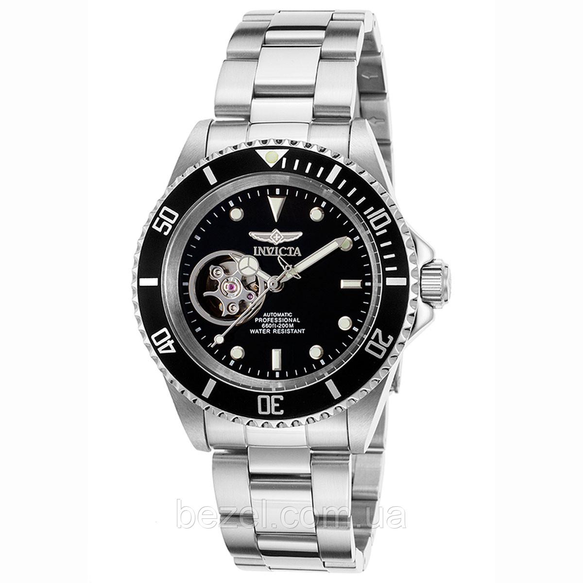 Мужские часы Invicta Pro Diver 20433 Инвикта дайвер водонепроницаемые  швейцарские для дайвинга 4124bae5444