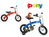 Велосипед - беговел Royal baby Pony съемные педали