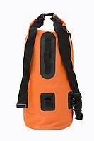 Сумка-рюкзак водонепроницаемый  GA-sport оранжевый