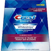 Отбеливающие полоски Crest Whitestrips 3D Glamorous White 28 шт (уп)
