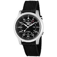 Мужские механические часы Seiko 5 SNK809К2 Сейко механические японские часы с автозаводом