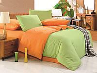Красивое однотонное постельное бельё Valtery MO-19 CB18