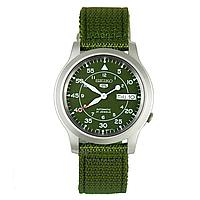 Мужские механические часы Seiko 5 SNK805К2 Сейко механические японские часы, фото 1